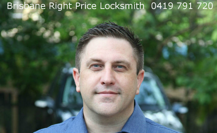 Locksmith Brisbane Photograph of Chris who will be attending from Brisbane Right Price Locksmith